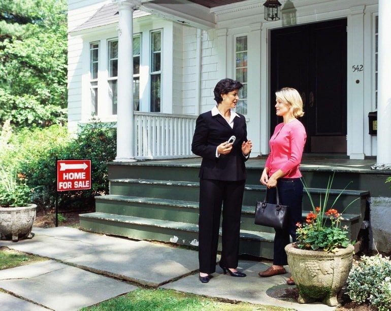 Открытие агентства недвижимости в США