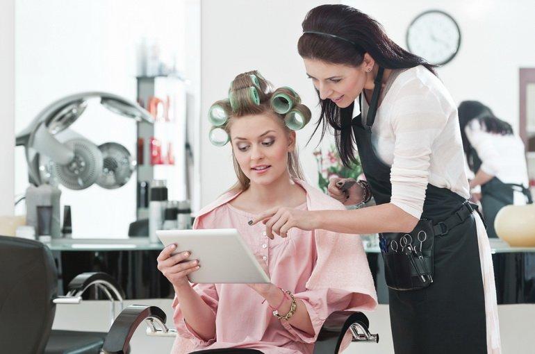 Интернет и привлечение клиентов в салон красоты