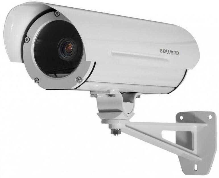 Корпусная камера видеонаблюдения