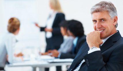 Лидерство – сила личного контакта в управлении компанией