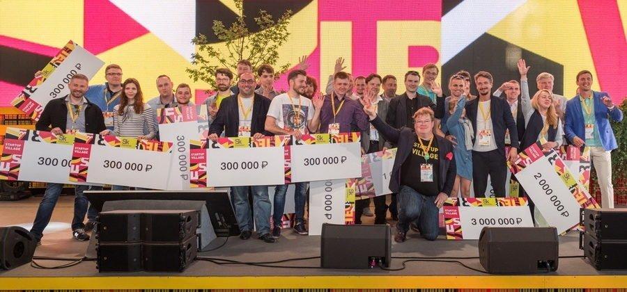 Лучшие стартапы 2016 в России