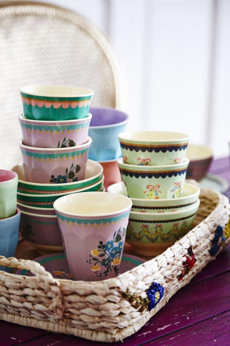 Нанесение уникальных изображений на чашки