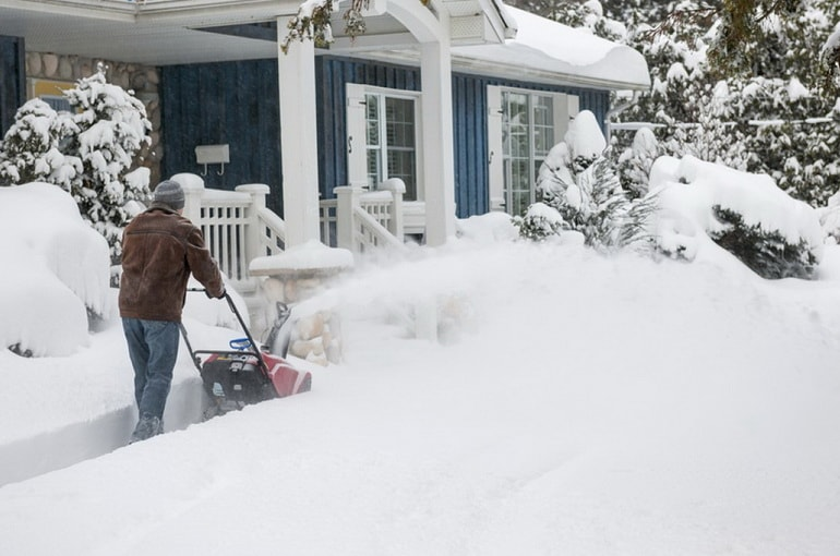 Организация сервиса по уборке снега