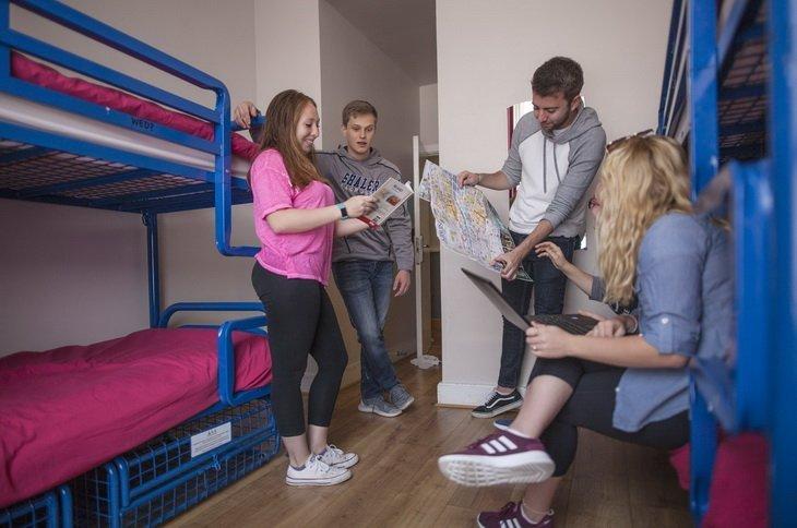 Бизнес-идея - общежитие западного типа