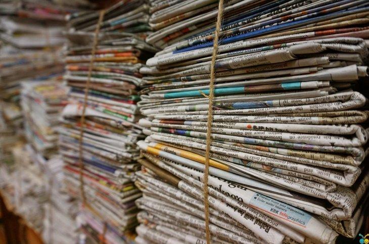 Бизнес на переработке бумаги