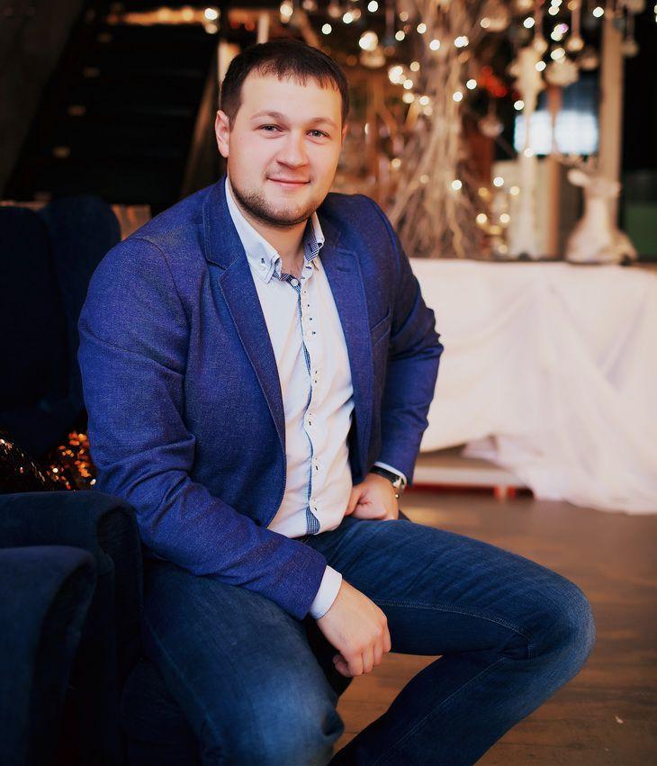 Дмитрий Бурдейный - предприниматель