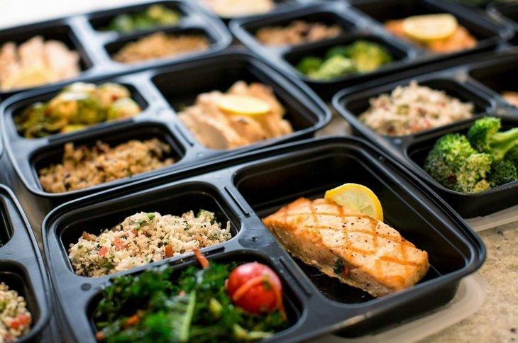 Доставка обедов как бизнес