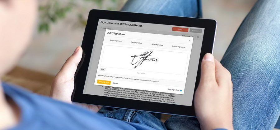 Что такое электронная подпись? Все что вам нужно знать