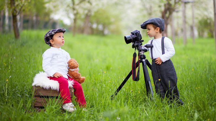 Фотограф на детском празднике