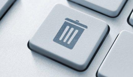 Как восстановить файлы после удаления из корзины