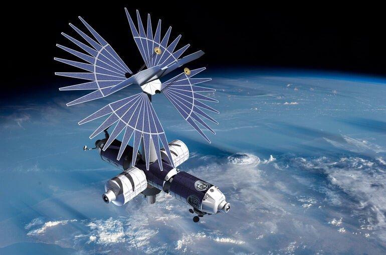 Коммерческие космические полеты