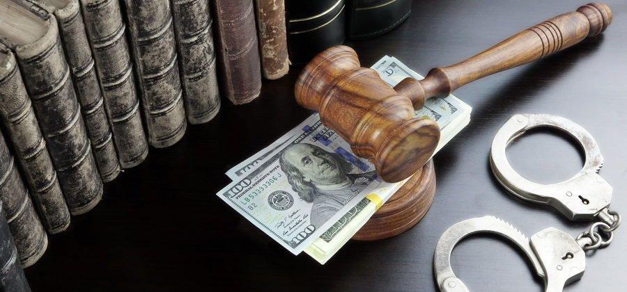 Штрафы за незаконную предпринимательскую деятельность в 2019 году