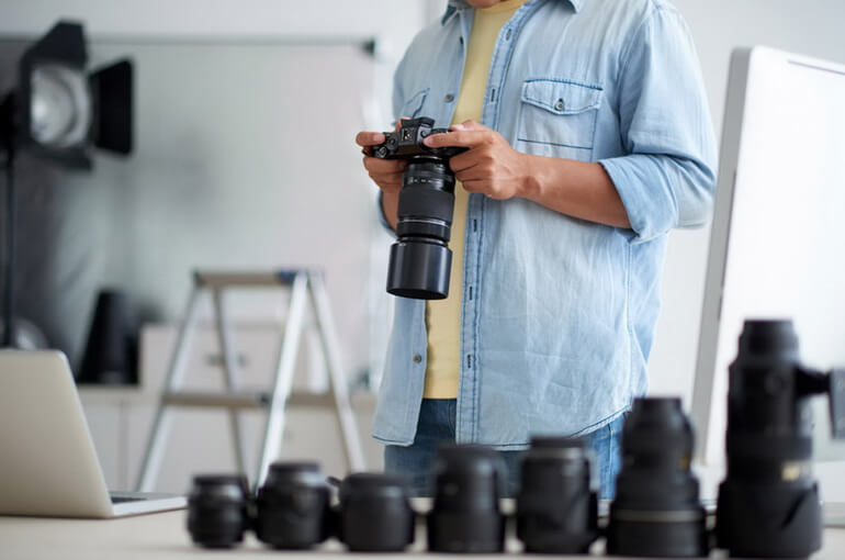 Профессиональное фотографирование товаров как бизнес в кризис