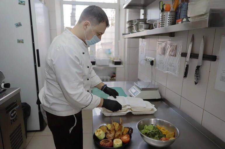 Работа в общепите в Москве во время коронавируса