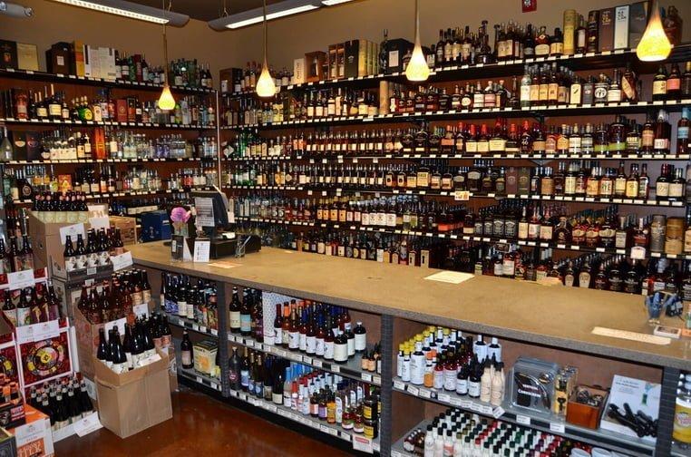 Бизнес-идеи для маленького города - Магазин спиртных напитков