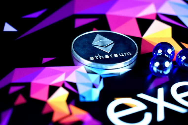 Ethereum монета