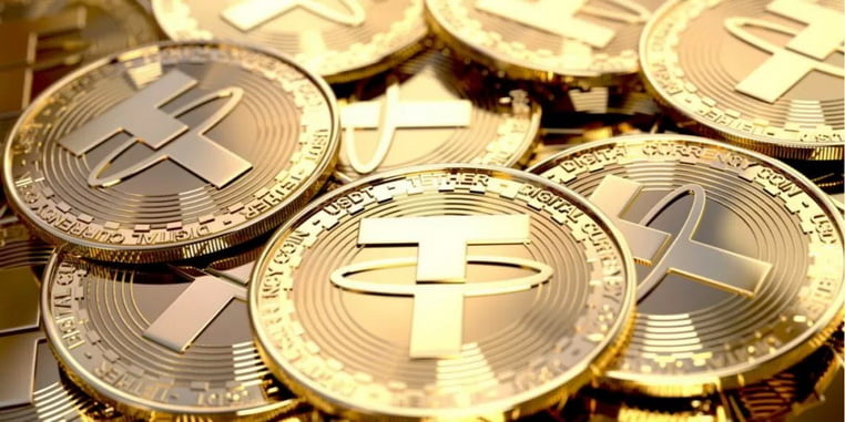 Монеты Tether