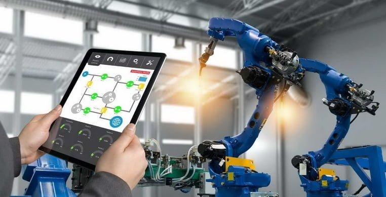 Применение IoT в производстве